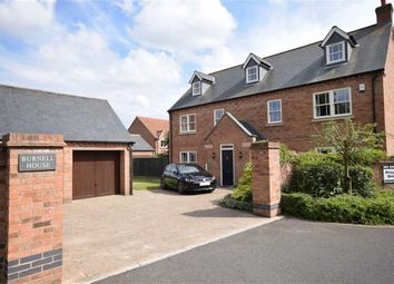 Thumbnail 7 bed detached house for sale in West Lawns, Southwell, Nottinghamshire