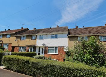 Thumbnail 3 bed terraced house for sale in Coronation Avenue, Keynsham, Bristol