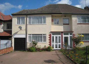 Thumbnail 5 bed semi-detached house to rent in Quinton Road, Harborne, Birmingham