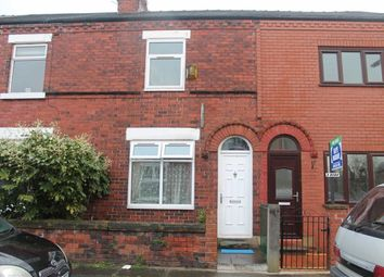 Thumbnail 2 bed terraced house for sale in Ravenoak Ave, Levenshulme, Manchester