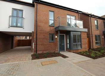 Thumbnail 3 bedroom link-detached house to rent in Flowers Mews, Milton Keynes