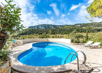 Thumbnail 4 bed villa for sale in Puigpunyent, Majorca, Balearic Islands, Spain