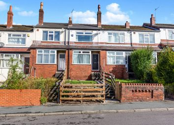 Thumbnail 2 bed terraced house for sale in Manor Avenue, Hyde Park, Leeds