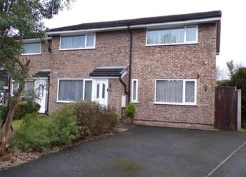 Thumbnail 3 bed end terrace house for sale in Nookfield, Leyland, Lancashire