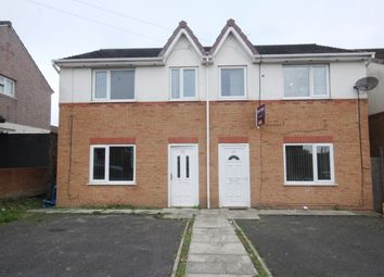 Thumbnail 2 bed semi-detached house to rent in Birbeck Road, Liverpool