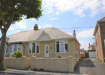 Thumbnail 2 bed semi-detached bungalow for sale in Roman Way, Plymouth, Devon