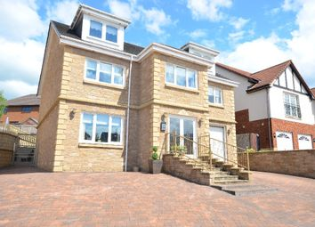 Thumbnail 6 bed detached house for sale in Snead View, Motherwell