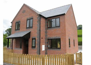 Thumbnail 3 bed semi-detached house to rent in Castle Court, Leighton, Welshpool