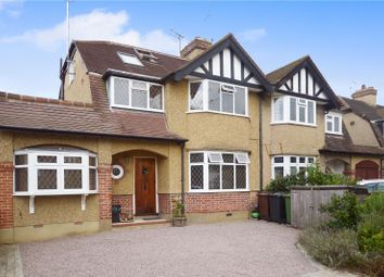 Thumbnail 5 bedroom semi-detached house for sale in Woodland Drive, St.Albans