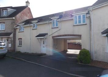 Thumbnail 2 bed flat to rent in Robin Drive, Launceston, Cornwall