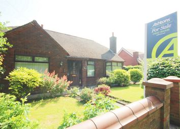 Thumbnail 3 bed detached bungalow for sale in The Strand, Ashton-In-Makerfield, Wigan, Lancashire