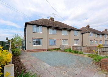 Thumbnail 2 bed flat for sale in Sundorne Road, Sundorne, Shrewsbury