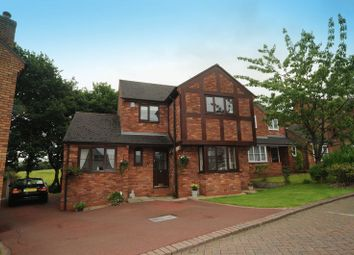 Thumbnail 4 bed detached house for sale in Churchwood View, Lymm