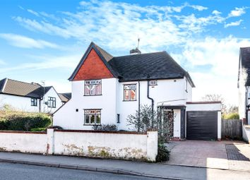 Thumbnail 3 bed detached house for sale in Station Road, Bramley, Guildford