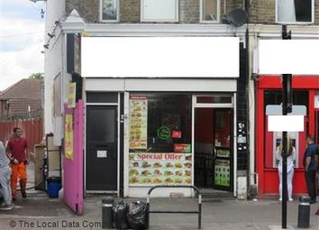 Thumbnail Restaurant/cafe to let in Leytonstone Road, London