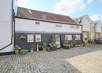 Thumbnail 2 bed terraced house for sale in Yorkes Mews, Priory Street, Ware