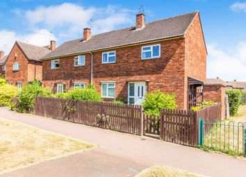 Thumbnail 3 bed semi-detached house for sale in Old Ashby Road, Loughborough
