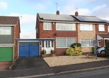 Thumbnail 3 bed semi-detached house for sale in Berkeley Drive, Kingswinford