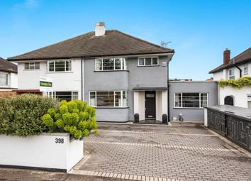 Thumbnail 4 bed semi-detached house for sale in Twickenham, Middlesex