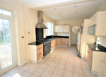 Thumbnail 5 bed semi-detached house to rent in Uxbridge Road, Pinner, Middlesex