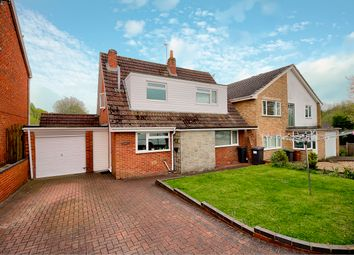 Thumbnail 3 bed detached house for sale in Maple Walk, Andover