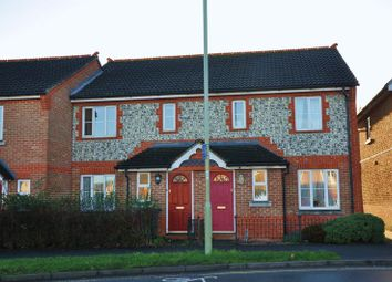 Thumbnail 3 bed terraced house to rent in Junction Road, Andover