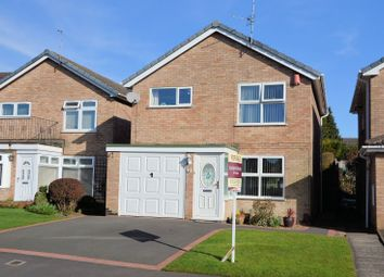 Thumbnail 3 bed detached house for sale in Winchester Way, Ashby De La Zouch