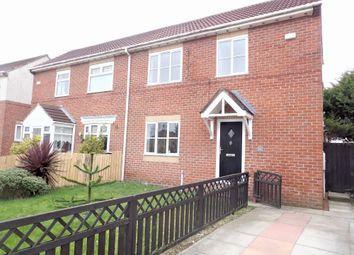 2 bed semi-detached house for sale in Bluebell Way, South Shields NE34