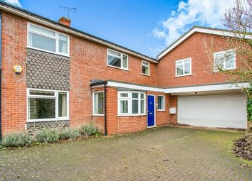 Thumbnail 5 bedroom detached house for sale in Pelham, Hamilton Road, Newmarket, Suffolk
