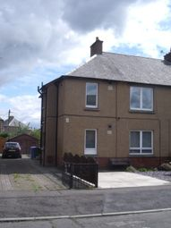 Thumbnail 2 bed flat to rent in Poplar Street, Grangemouth, Stirlingshire