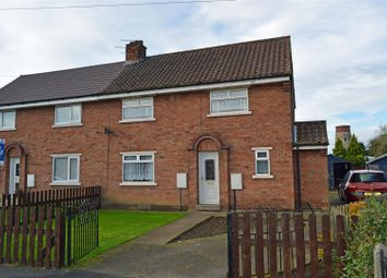 Thumbnail 3 bed semi-detached house for sale in Ings Lane, Hibaldstow, Brigg