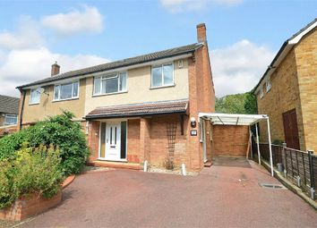 Thumbnail 4 bedroom semi-detached house for sale in Pine Trees, Weston Favell, Northampton, Northamptonshire