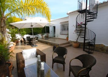 Thumbnail 4 bed villa for sale in Moraira, Valencia