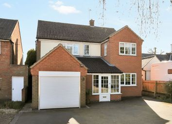 Thumbnail 4 bed detached house for sale in Tempest Road, Birstall, Leicester