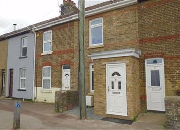 Thumbnail 3 bed terraced house for sale in Wainscott Road, Wainscott, Rochester