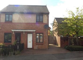 Thumbnail 2 bed semi-detached house to rent in Vallantine Crescent, Uddingston, Glasgow