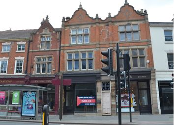 Thumbnail Commercial property to let in Wardwick, Derby