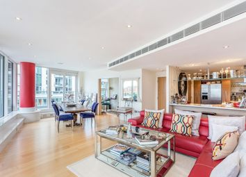 Thumbnail 3 bed flat for sale in Kingfisher House, Battersea Reach