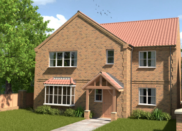 Thumbnail 4 bedroom detached house for sale in The Highrove Deluxe, Palmer Lane, Barrow-Upon-Humber, North Lincolnshire
