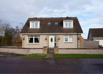 Thumbnail 4 bed detached house for sale in Littlewood Gardens, Montrose