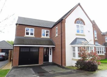 Thumbnail 4 bedroom detached house for sale in Wentworth Avenue, Elmesthorpe, Leicester