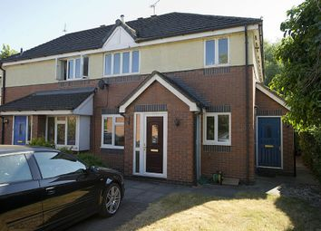 Thumbnail 2 bed flat for sale in Sedgefield Road, Chester, Cheshire