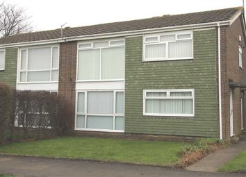 Thumbnail 2 bed flat for sale in Redhill Walk, Parkside Glade, Cramlington