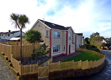 Thumbnail 4 bed detached house to rent in Wychwood Close, Langland, Swansea