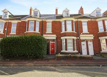 Thumbnail 4 bed flat to rent in Simonside Terrace, Heaton, Tyne And Wear