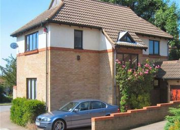 Thumbnail 3 bed detached house to rent in Selby Grove, Shenley Church End, Milton Keynes, Bucks