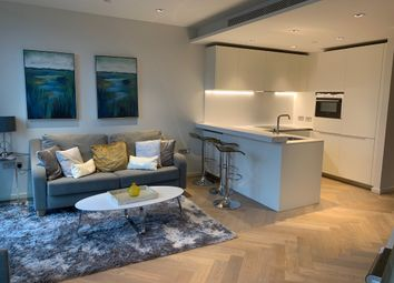 Thumbnail 1 bed flat to rent in Southbank Tower, London, Southwark