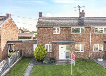 Thumbnail 3 bed semi-detached house for sale in Newton Way, Sleaford