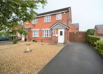 Thumbnail 3 bedroom semi-detached house for sale in 7 Heartwood Close, Liverpool