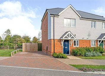 Priors Orchard, Southbourne, Emsworth PO10. 2 bed semi-detached house